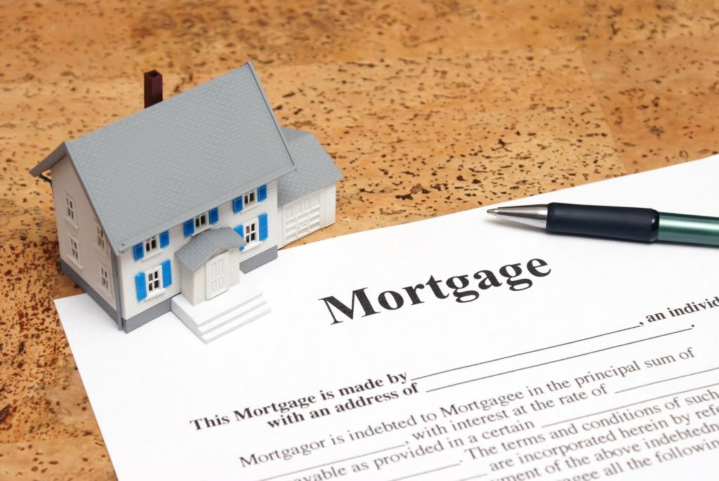 mortgage for new home